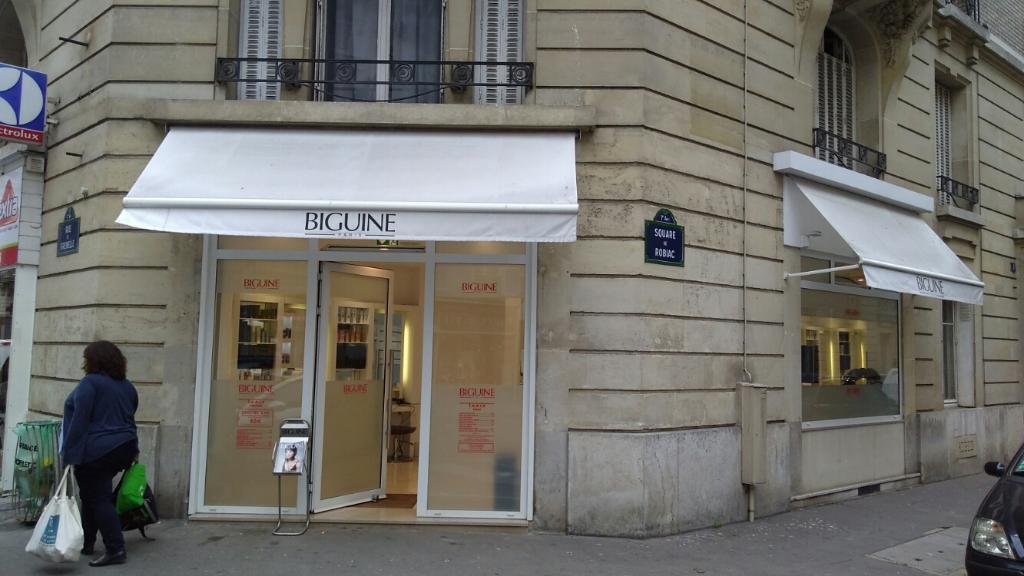 Jean Claude Biguine 194 R Grenelle 75007 Paris Coiffeur Adresse