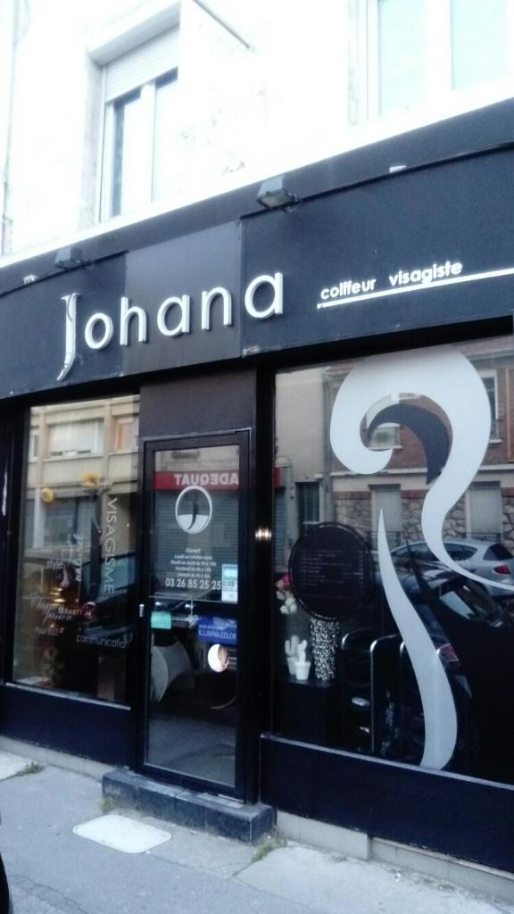 Salon Johana Coiffeur 98 Rue Gambetta 51100 Reims Adresse Horaire