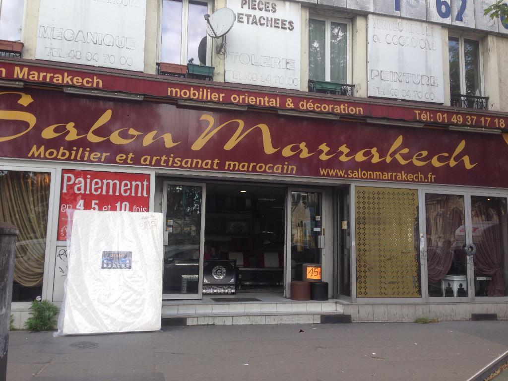 Salon Marrakech - Magasin de meubles, 93 avenue Jean Jaurès 93300 ...