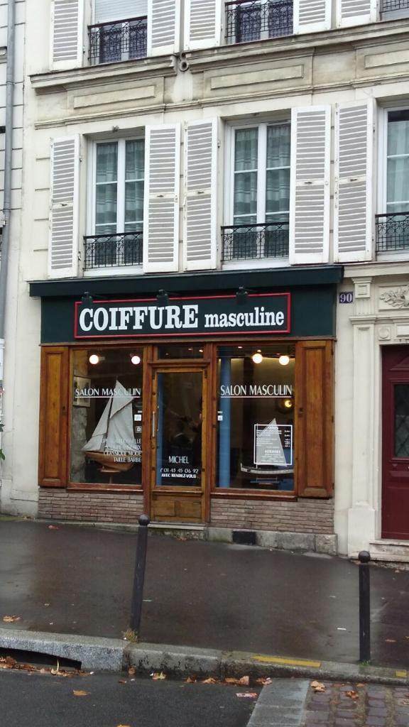 Salon masculine coiffeur 90 avenue de saint mand 75012 for Salon de coiffure vincennes
