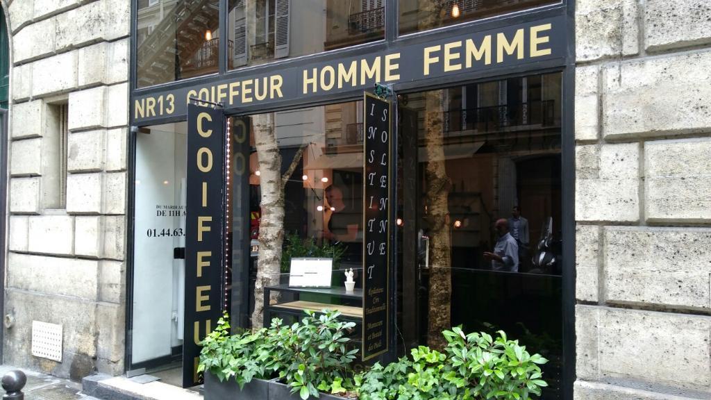Salon Nr13 - Coiffeur 13 rue Saint Lazare 75009 Paris - Adresse Horaire