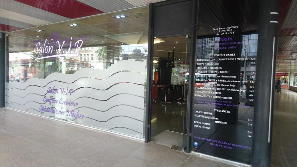 Salon vip coiffeur 90 cours lafayette 69003 lyon - Salon de coiffure vip ...