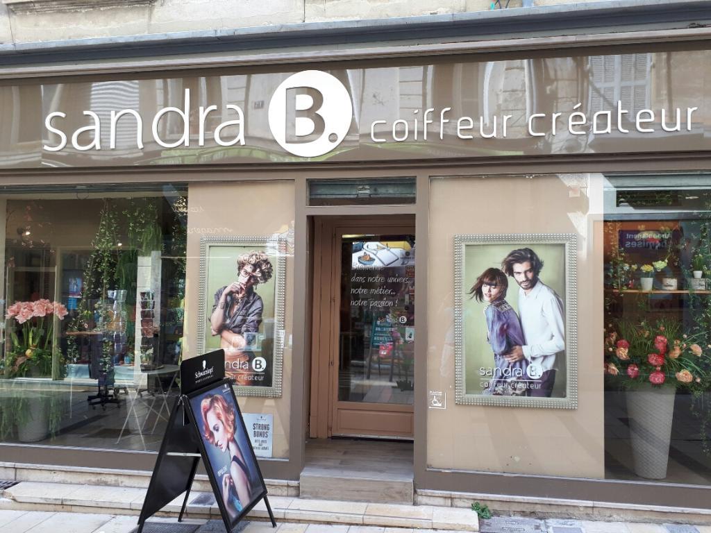 Sandra b coiffeur 6 rue du vieux sextier 84000 avignon for Salon avignon