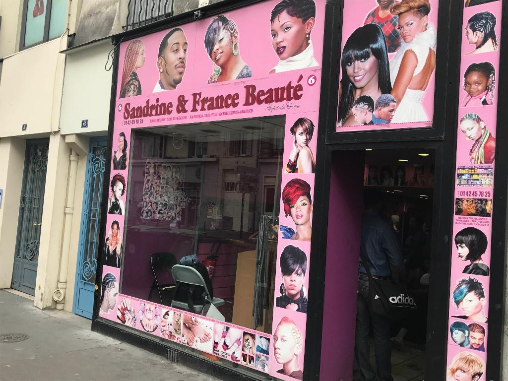 Sandrine et francine beaut coiffeur 6 rue du faubourg for Garage du faubourg le quesnoy