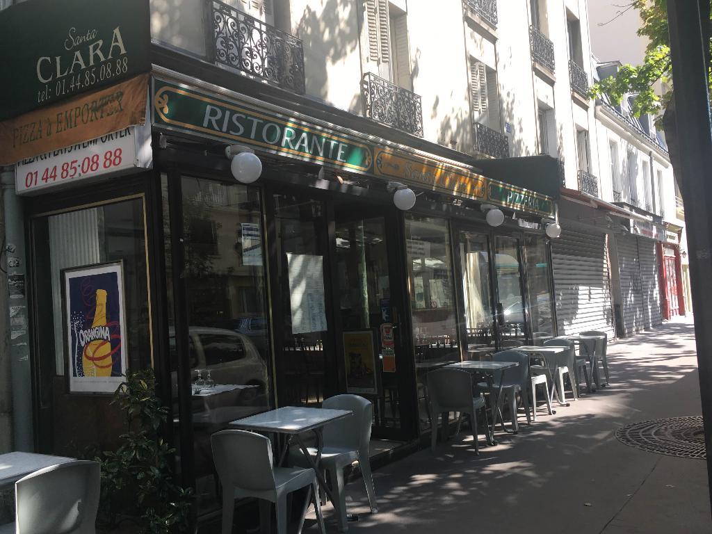 Restaurant Guy Moquet Paris