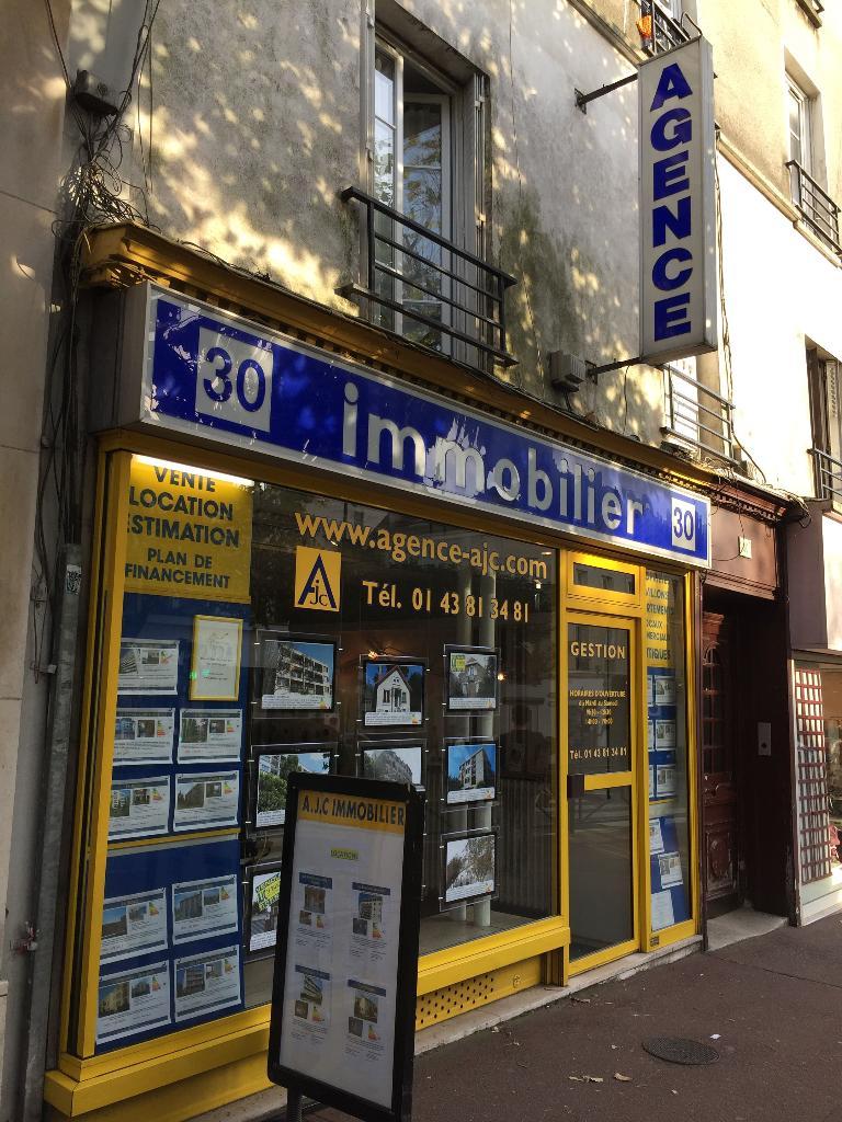 Ajc immobilier agence immobili re 30 avenue de la r sistance 93340 le raincy adresse horaire - Cabinet bougon le raincy ...