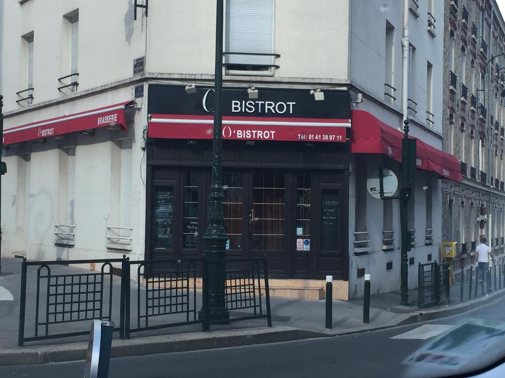 O 39 bistro restaurant 2 rue victor hugo 92800 puteaux for 60 jardin de valmy la defense