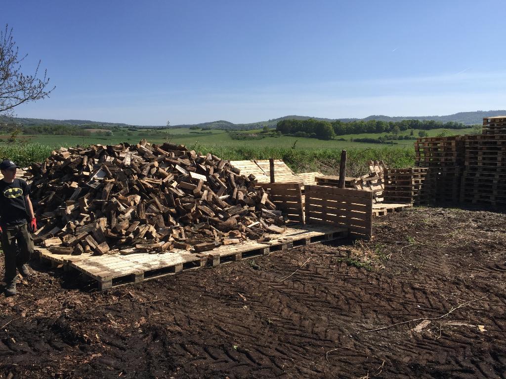 Sylviculture auvergne rh ne alpes trouvez un - Comptoir des bois de brive ...