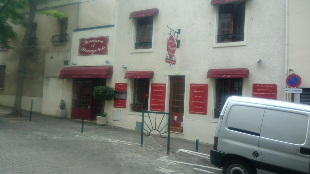 Parking Hotel De Ville Rueil Malmaison