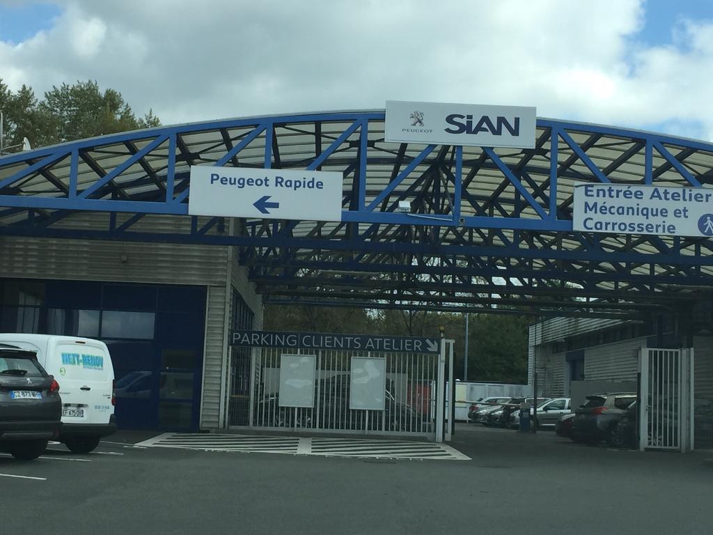 Peugeot psa retail villeneuve d 39 ascq garage automobile for Garage midas villeneuve d ascq