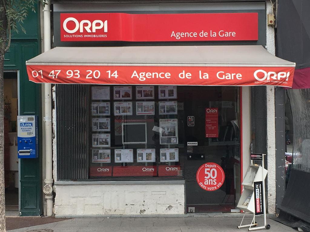 Orpi agence de la gare agence immobili re 2 rue denis for Agence immobiliere 47