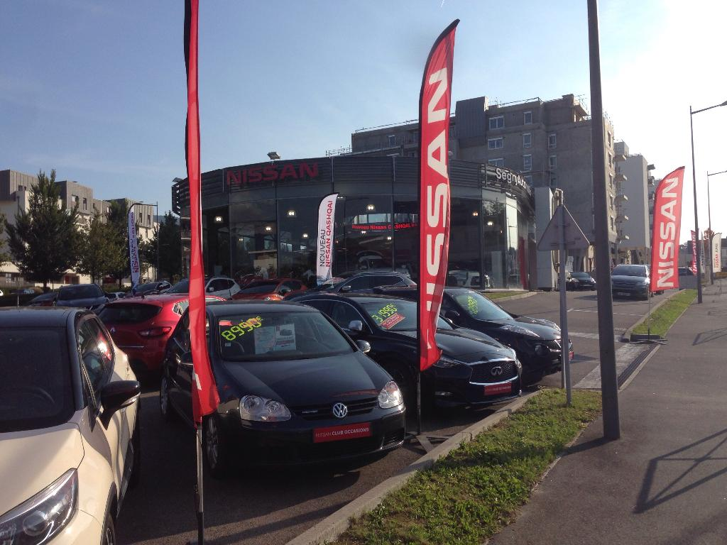 Segny automobiles nissan concessionaires garage for Garage nissan annecy