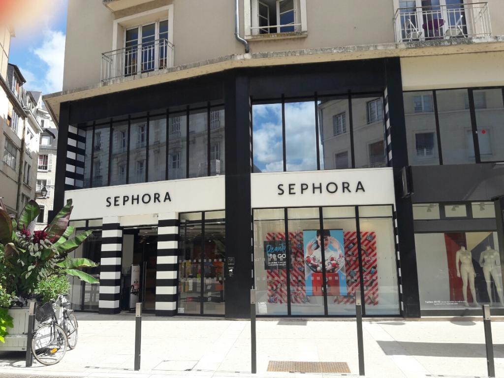 R Blois Cosmétiqueadresse Séphora France25 Papin41000 Denis rxWQCBdeo