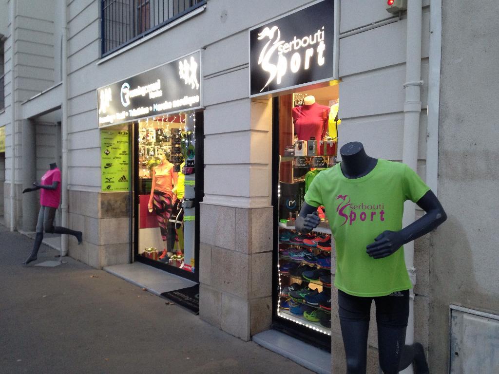 Foot Locker Nantes Commerce