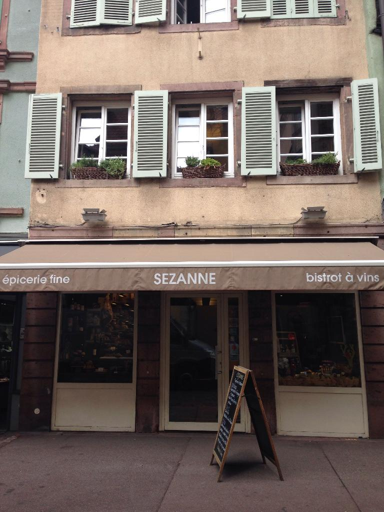 Sezanne restaurant 30 grand 39 rue 68000 colmar adresse - Horaire castorama colmar ...