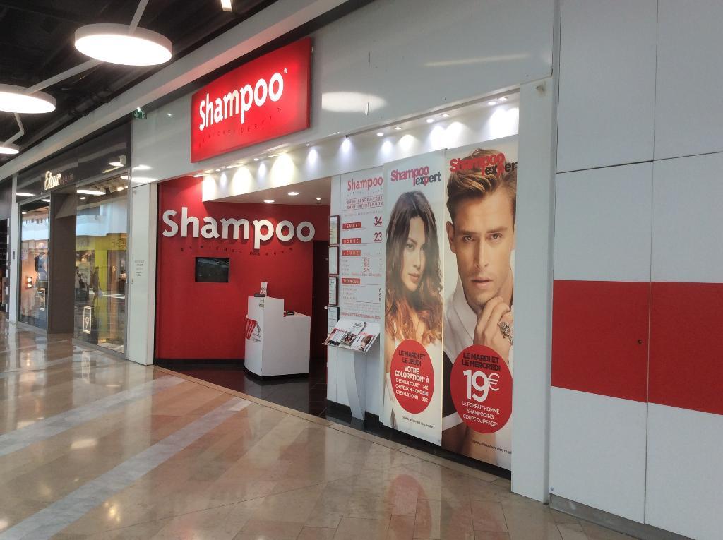 Prix coupe homme shampoo roncq