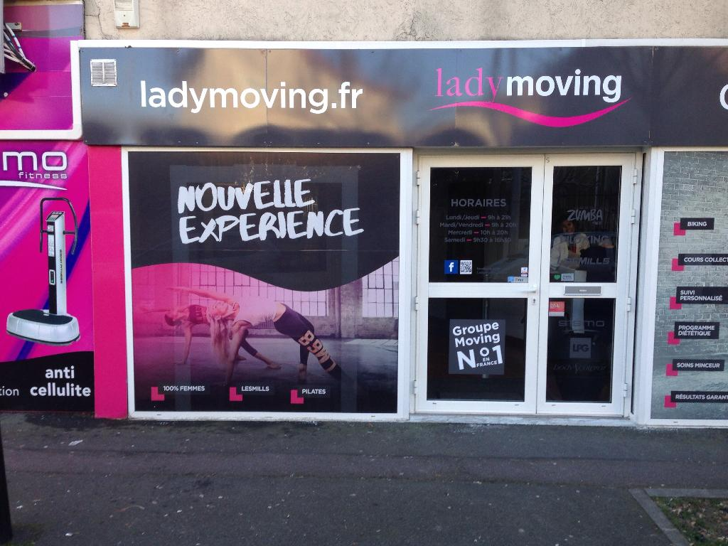 Lady Moving Coiffeur, 5 rue Séverine 93600 Aulnay sous bois Adresse, Horaire # Lady Moving Aulnay Sous Bois