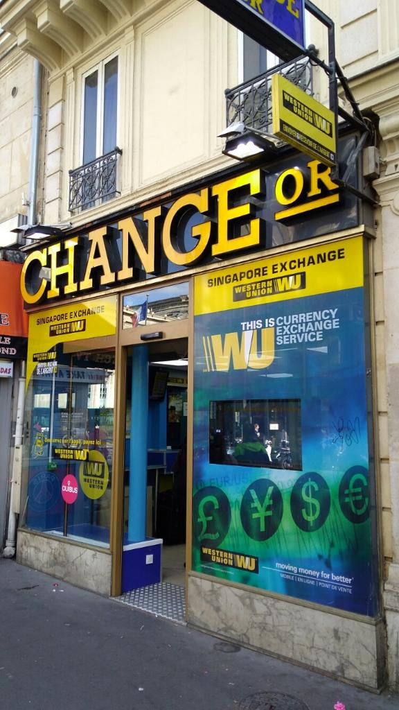 Singapore exchange co bureau de change 38 rue de saint quentin 75010 paris adresse horaire - Western union bureau de change ...