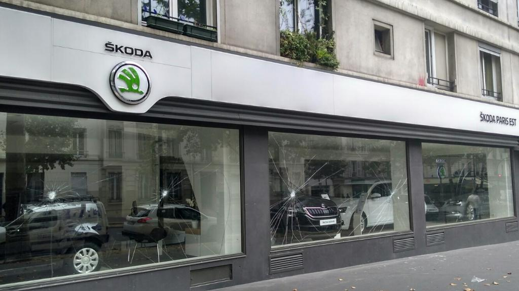 Skoda paris est garage automobile 124 boulevard diderot for Garage automobile paris 13