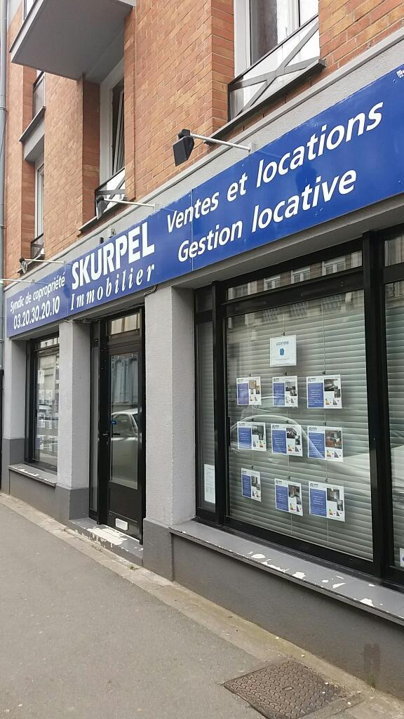 Skurpel immobilier agence immobili re 115 rue colbert for Agence immobiliere lille