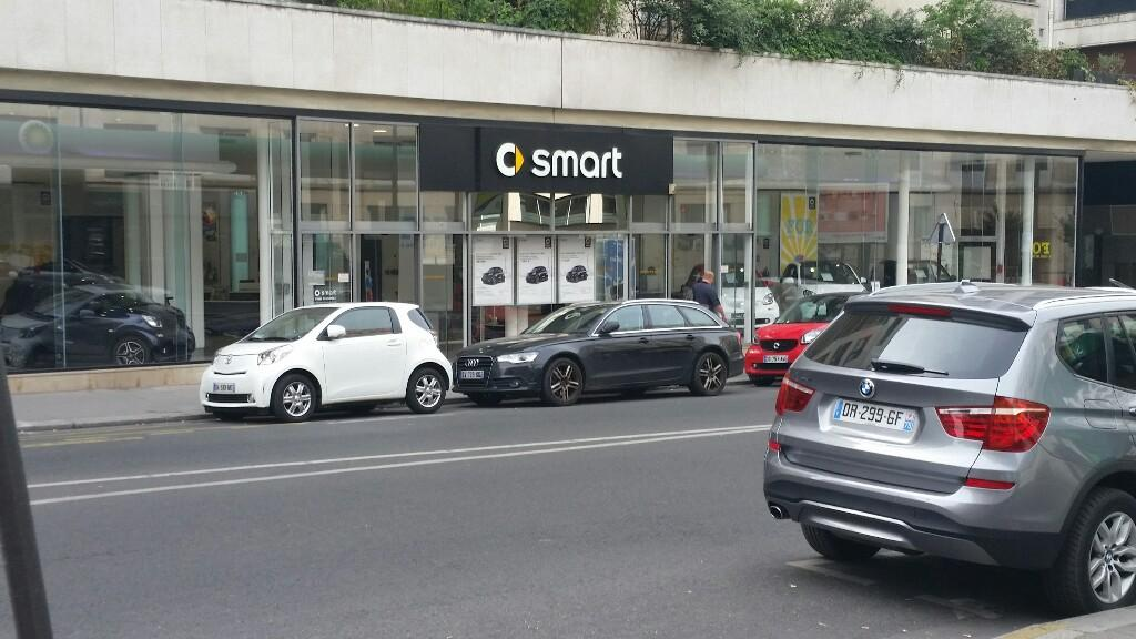 Smart center trocad ro garage automobile 27 avenue paul for Garage automobile paris 13