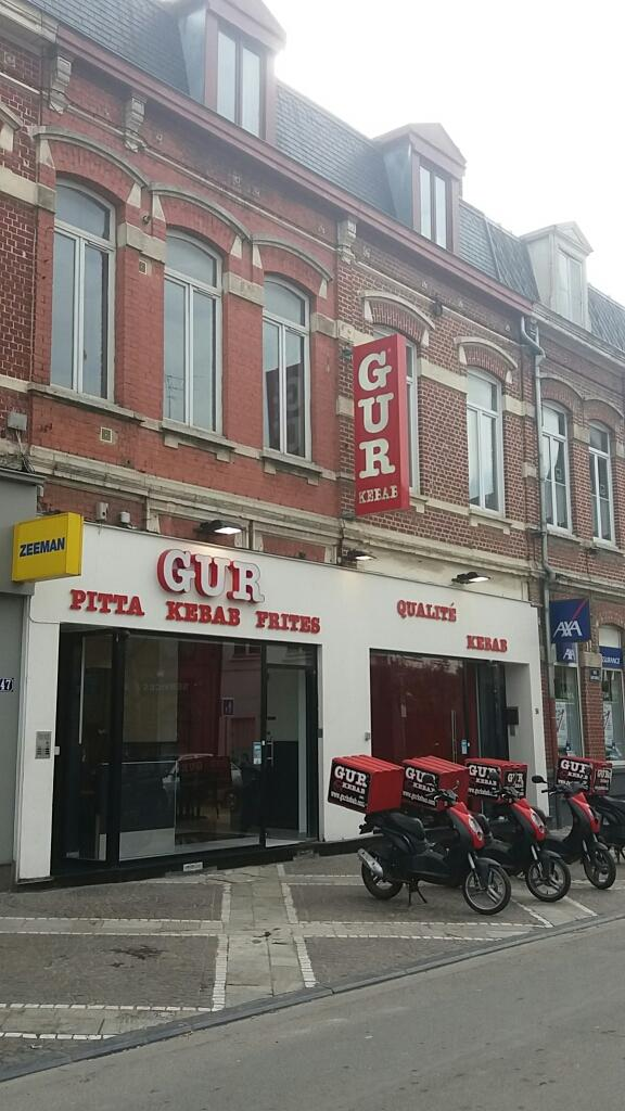 Japonais Tourcoing snack gur 2 - restaurant, 49 rue nationale 59200 tourcoing - adresse