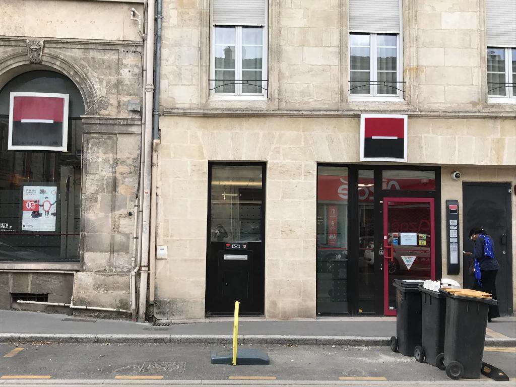 Societe Generale Banque 1 Cours Balguerie Stuttenberg 33000