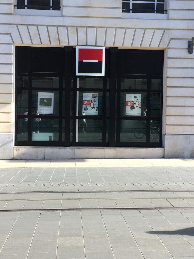 Societe Generale Banque 28 Cours De L Intendance 33000 Bordeaux