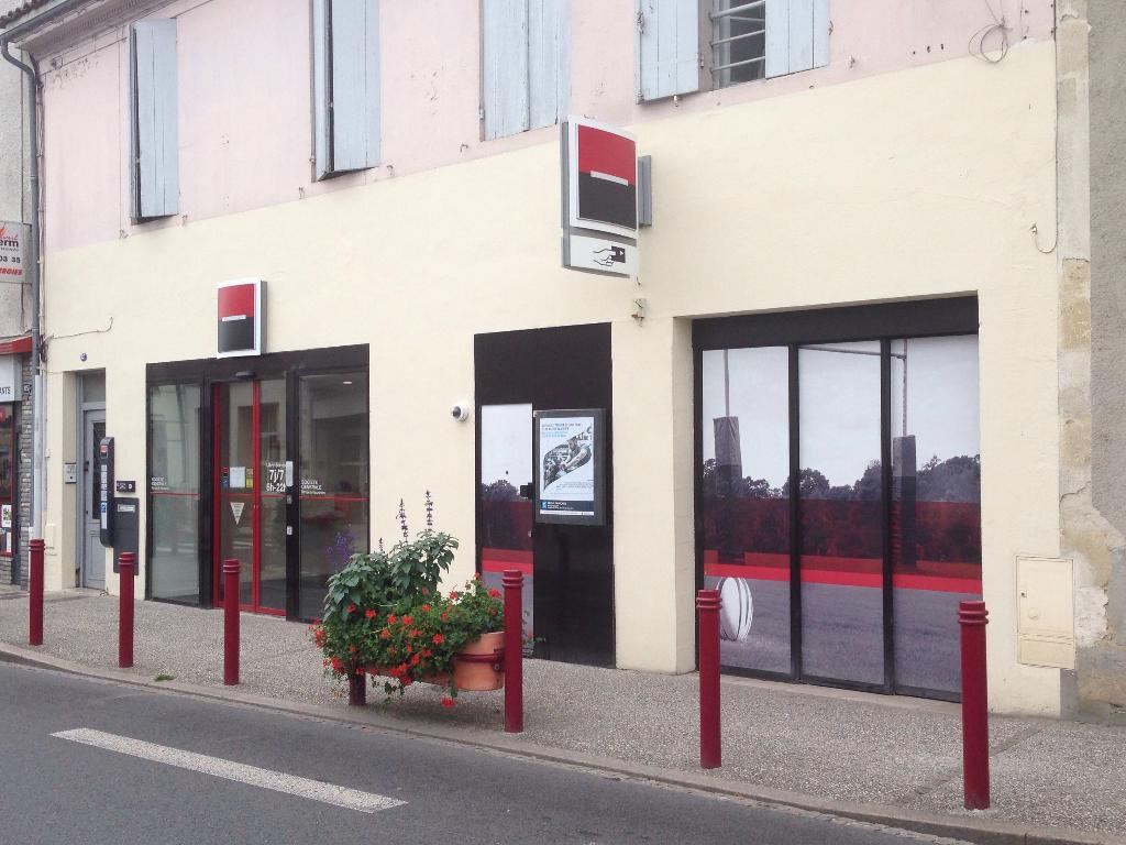 Societe Generale Banque 83 Cours General Leclerc 33210 Langon
