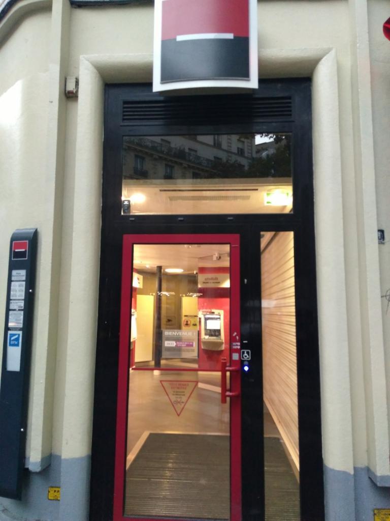 Societe Generale Banque 24 Boulevard Barbes 75018 Paris Adresse