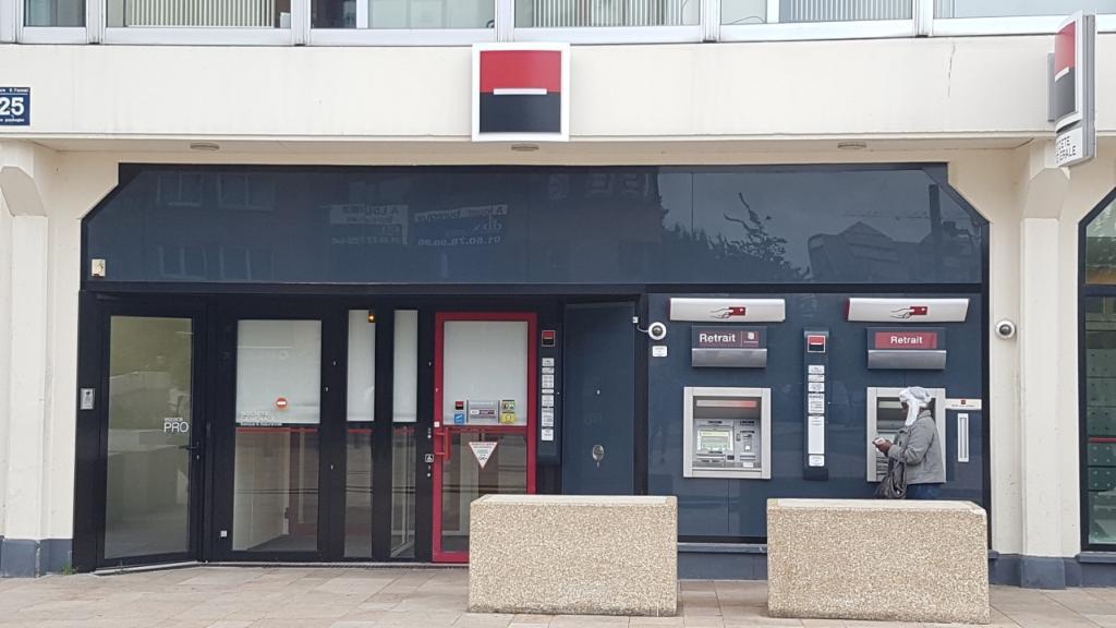 Societe Generale Banque 25 Cours Blaise Pascal 91000 Evry