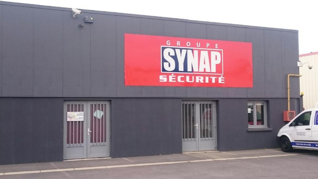 Groupe synap s curit vente d 39 alarmes et syst mes de for Cora cormontreuil horaire