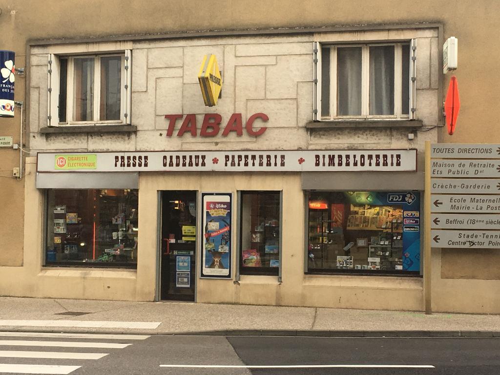 Solastiouk bureau de tabac place saint pierre rosières