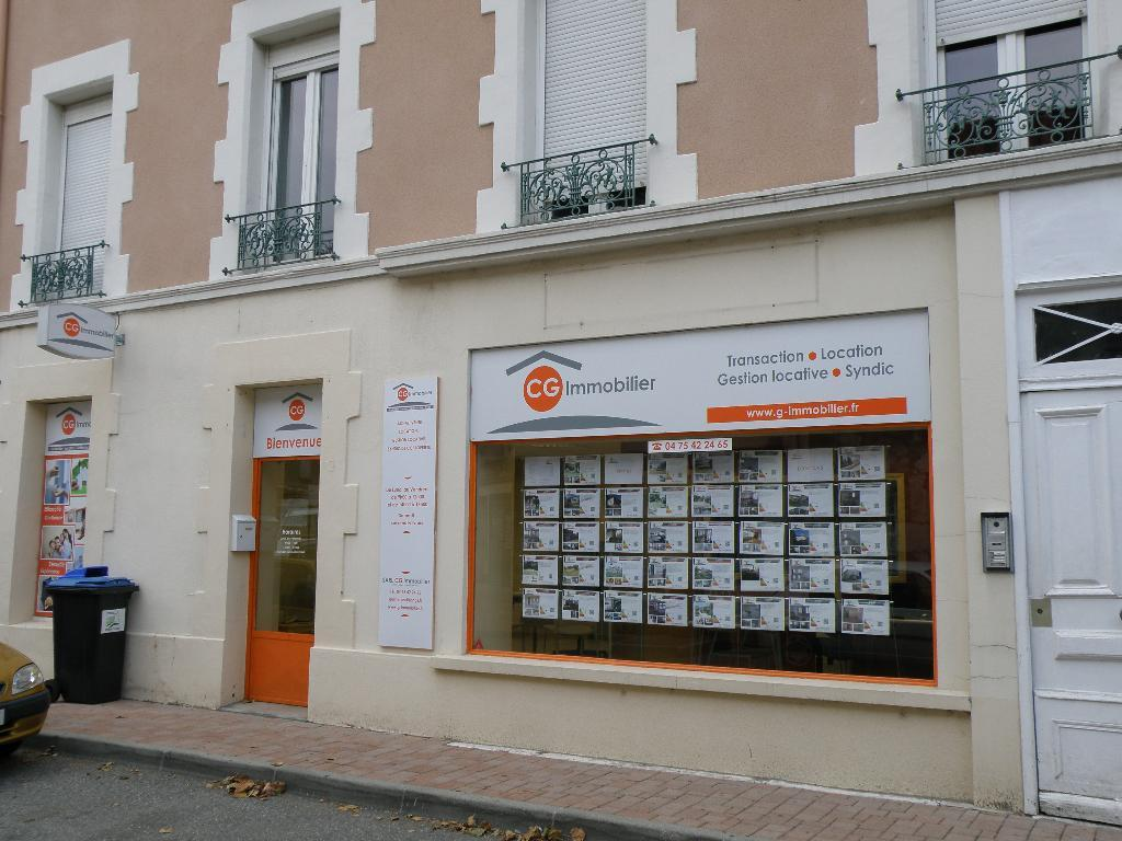 Cg immobilier agence immobili re 118 rue pasteur 07500 - Agence immobiliere guilherand granges ...