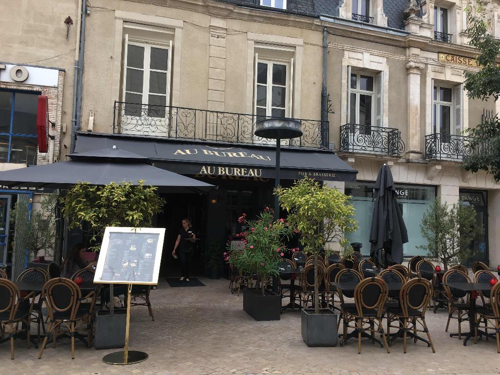 Au bureau restaurant rue carnot poitiers