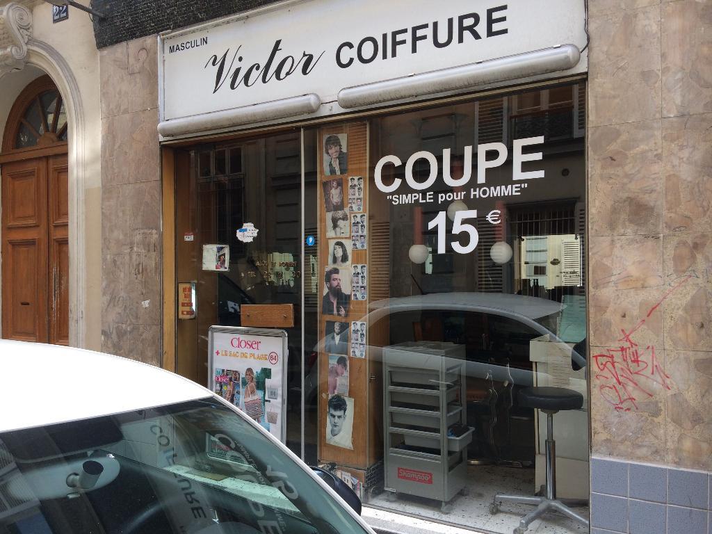soufir ha victor coiffeur 22 rue saulnier 75009 paris adresse horaire. Black Bedroom Furniture Sets. Home Design Ideas