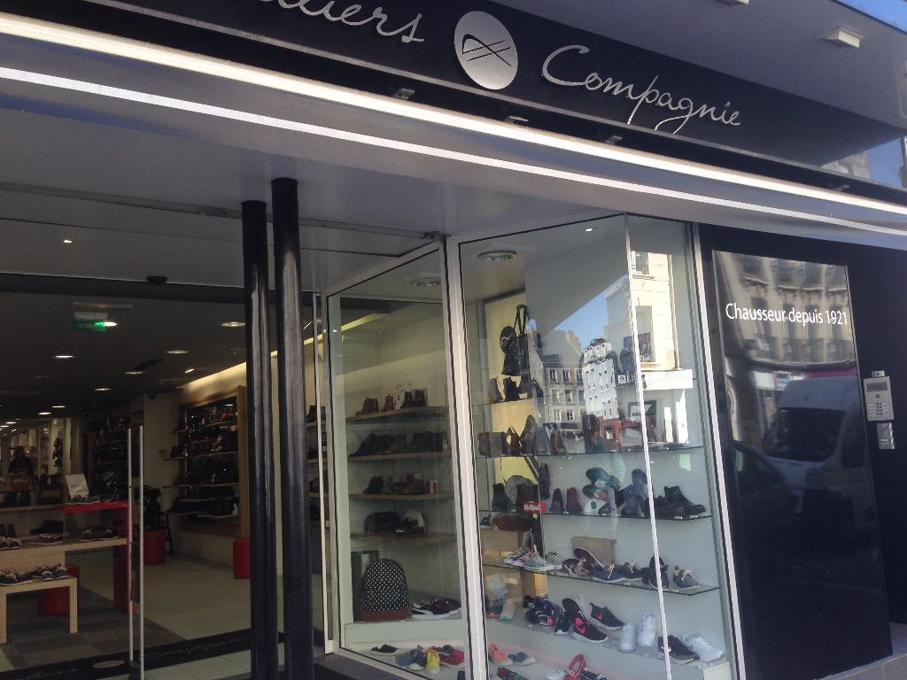 Et Magasin En Cherbourg Compagnie Chaussures Souliers Cotentin De vw8nNm0