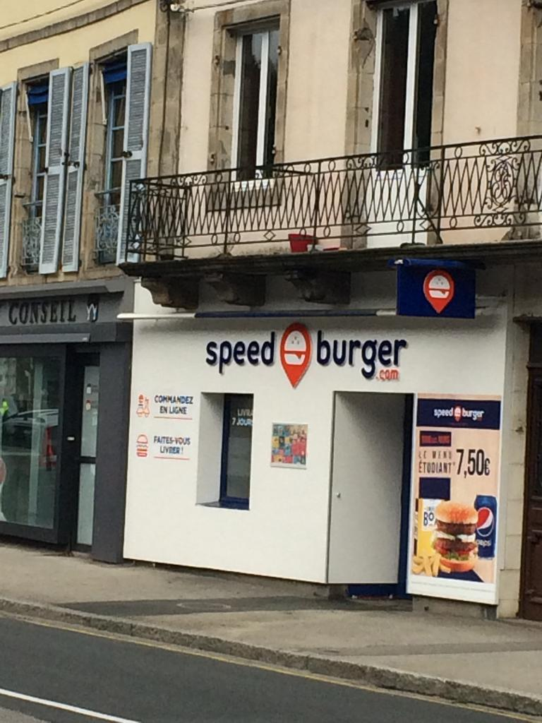 speed burger quimper