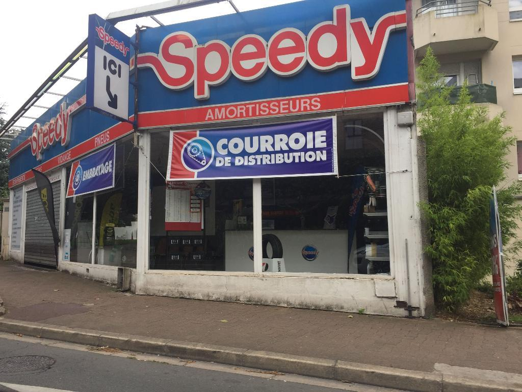 Speedy eurautospeed franchis ind pendant garage for Garage speedy toulouse