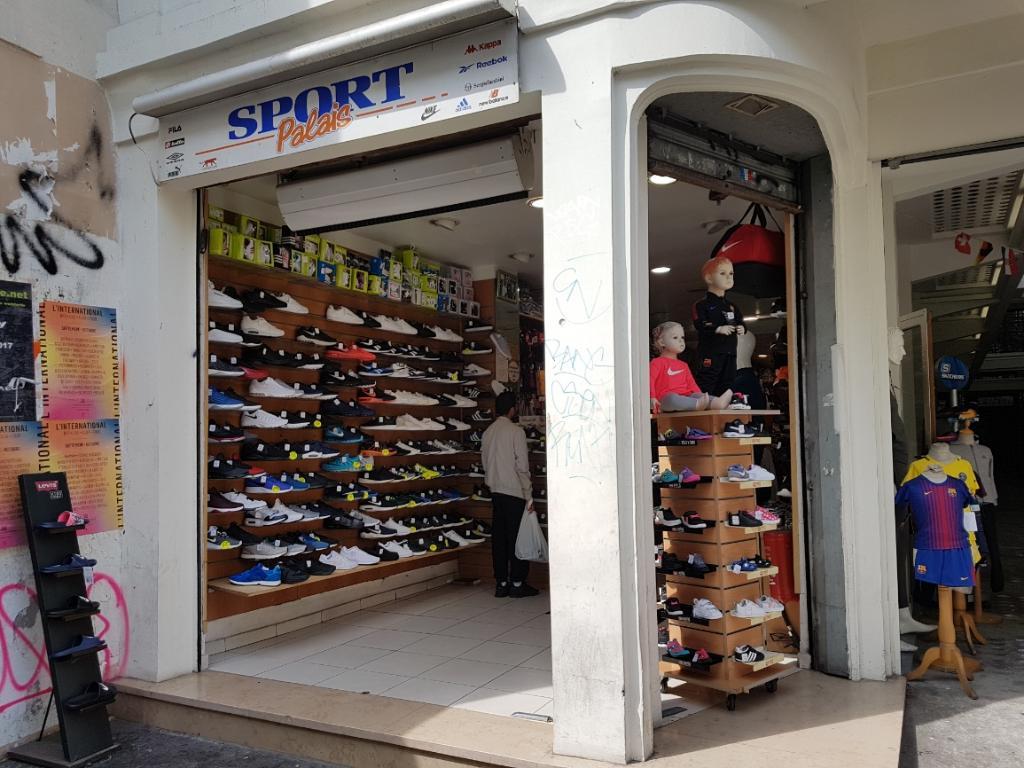 Sport palais magasin de sport 105 rue faubourg du for Jardin 41 rue du temple