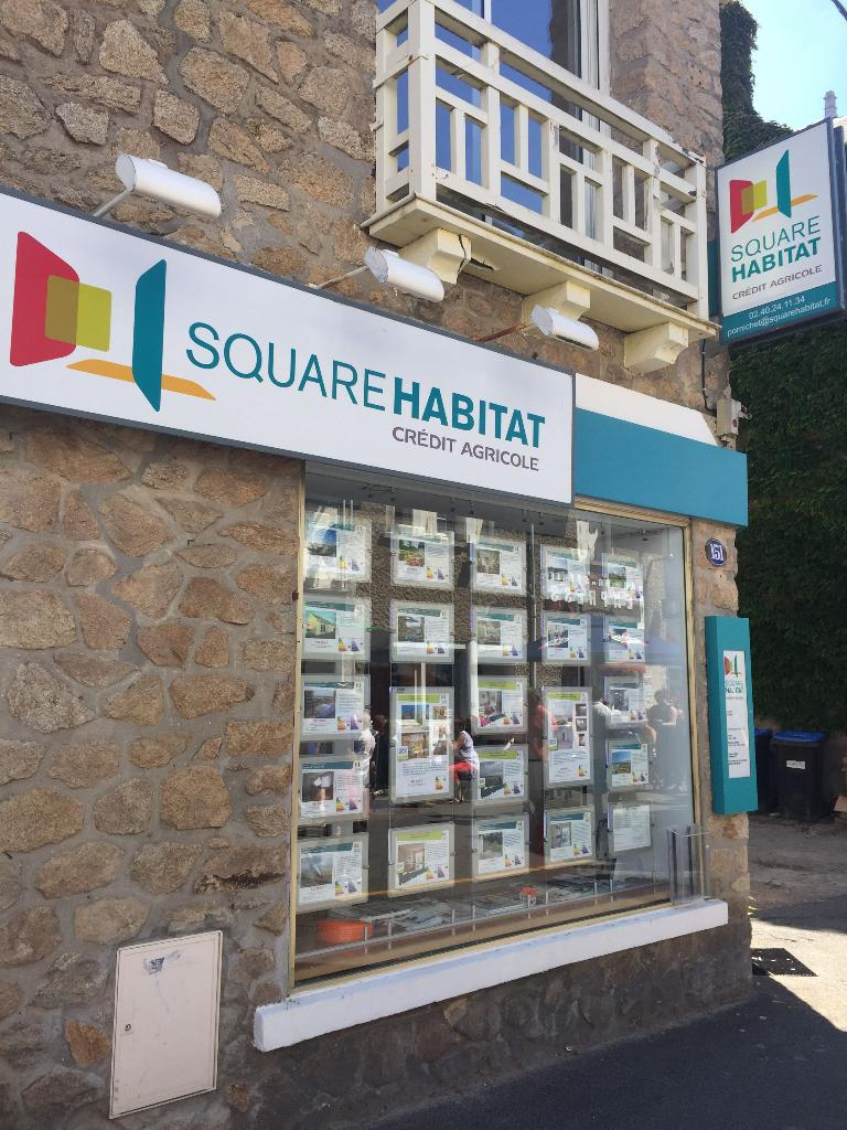 square habitat banque 151 avenue g n ral de gaulle 44380 pornichet adresse horaire. Black Bedroom Furniture Sets. Home Design Ideas