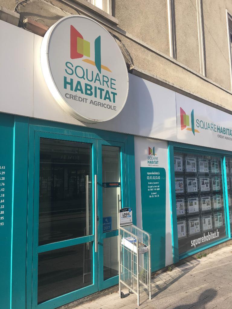 square habitat banque 2 rue haras 49000 angers adresse horaire. Black Bedroom Furniture Sets. Home Design Ideas