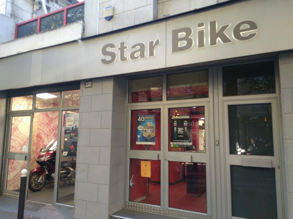 star bike agent concessionnaire motos et scooters 232 rue championnet 75018 paris adresse. Black Bedroom Furniture Sets. Home Design Ideas