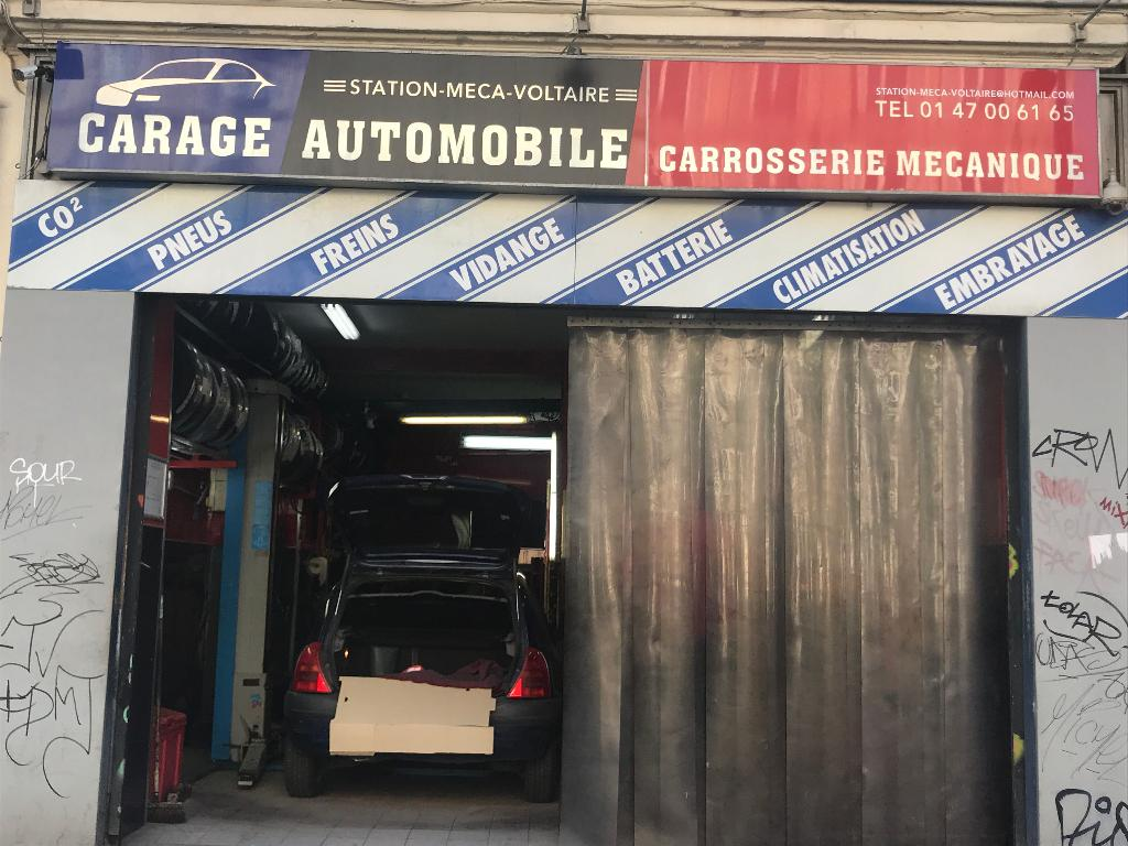 Station meca voltaire garage automobile 42 boulevard voltaire 75011 paris adresse horaire - Garage renault republique ...