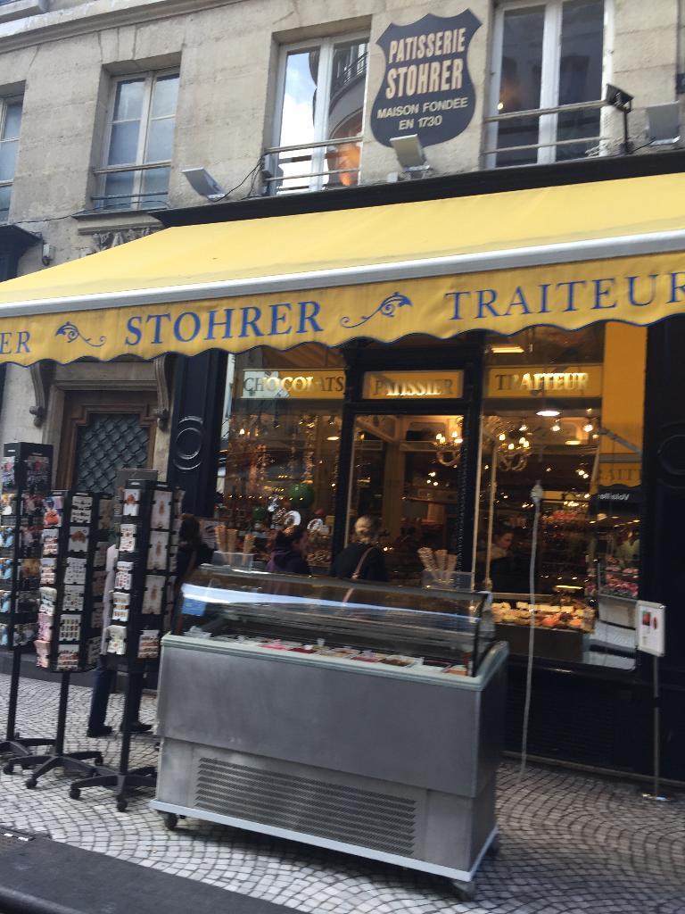 Caf De Paris Adresse