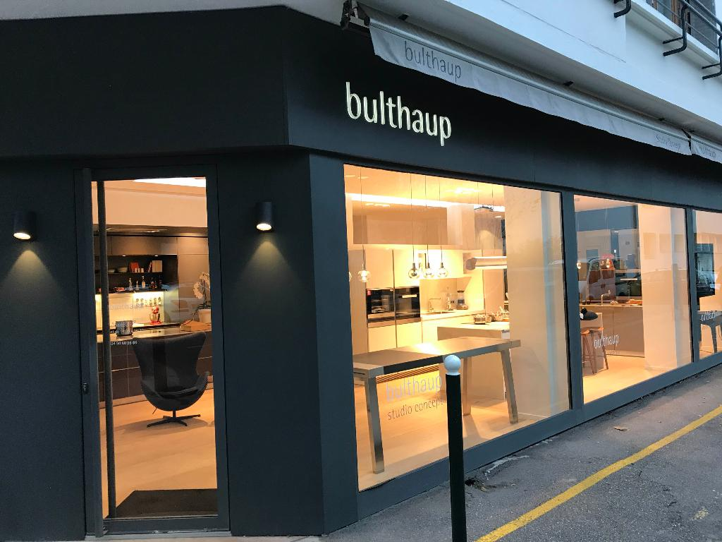 bulthaup studio concept vente et installation de