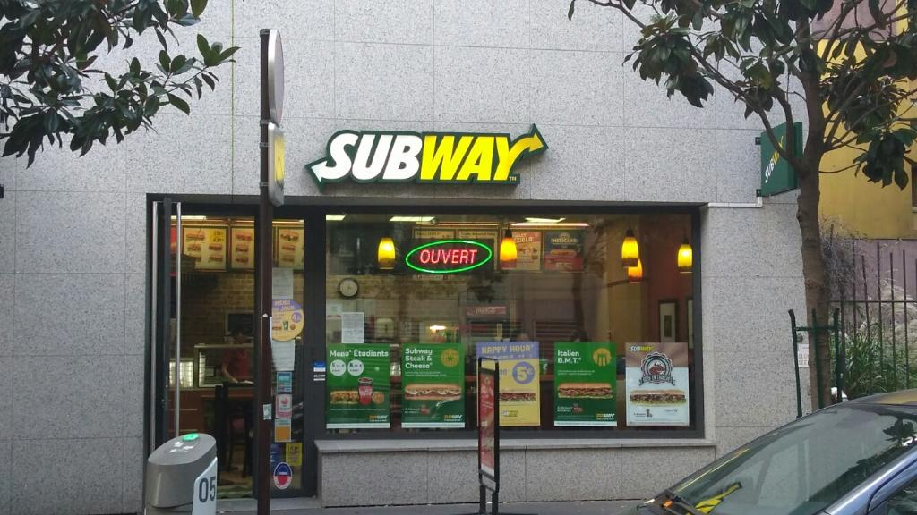 subway restaurant 5 rue fran oise dolto 75013 paris adresse horaire. Black Bedroom Furniture Sets. Home Design Ideas