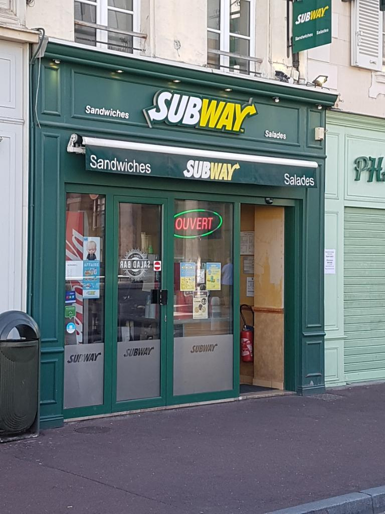 Subway restaurant 53 rue pologne 78100 saint germain en - Piscine st germain en laye horaires ...