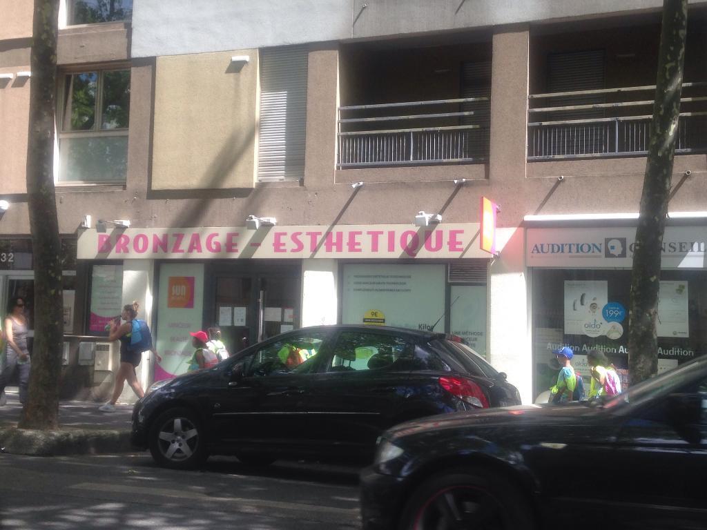 Sun presqu 39 le institut de beaut 30 rue gabriel p ri for Garage rue des bienvenus villeurbanne