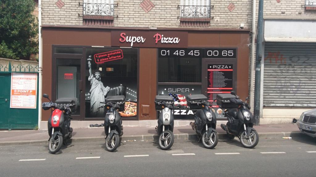 super pizza restaurant 9 boulevard colonel fabien 92240 malakoff adresse horaire. Black Bedroom Furniture Sets. Home Design Ideas